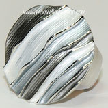HANDGESCHILDERDE Ring - LAT033