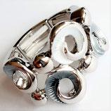 HANDGESCHILDERDE Ring - LAT165