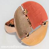 HANDGESCHILDERDE Ring - LAT074