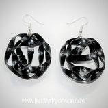 STEFANIA - Zwart Aluminium
