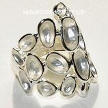 HANDGESCHILDERDE Ring - LAT021