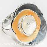 HANDGESCHILDERDE Ring - LAT081