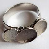 HANDGESCHILDERDE Ring - LAT105