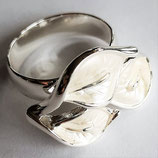 HANDGESCHILDERDE Ring - LAT112