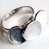HANDGESCHILDERDE Ring - LAT153