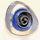 HANDGESCHILDERDE Ring - LAT056