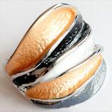 HANDGESCHILDERDE Ring - LAT152