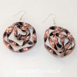 STEFANIA - Rose Gold Glanzend Aluminium