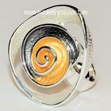 HANDGESCHILDERDE Ring - LAT019