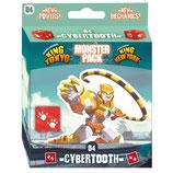 King of Tokyo Monster Pack 04: Cybertooth