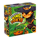 King of Tokyo: Power Up Halloween Expansion