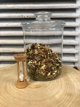 Tee-Sanduhr aus Holz