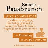 Paasbrunch (afhaalschotel)