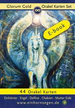 Die GlorumGold Orakelkarten als E-book