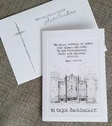 """Beileidskarte """"Tor zur Ewigkeit"""""""