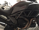 DIAVEL CARBON FRAME COVER