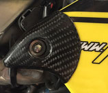 RMZ 250 CARBON SEAT SIDE PROTECTOR