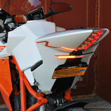 RC8 Fender Eliminator Kit