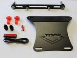 TOCE GSX-R1000 06-16 License Plate Tag Bracket