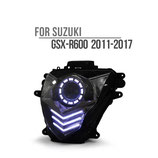 GSX-R600 11-17 Headlight