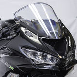 ZX-6R Mirror Block Off Plates