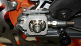 FFR DUKE 390 / RC 390 クイックリリースキット