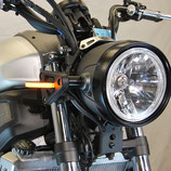 XSR 700 Front Turn Signals