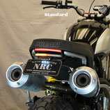Scrambler 1100 Fender Eliminator Kit