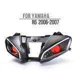 YZF-R6 06-07 Headlight V2