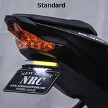 ZX-6R Fender Eliminator Kit