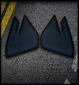 BMW F800GS & F800GSA 13-18 KNEE PADS
