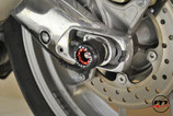 PROTECTION REAR AXLE SLIDERS APRILIA RS250