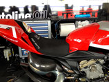 PANIGALE Seat Kit + Tank Extension