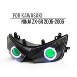 ZX6R 05-06 Headlight