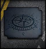 BMW ALUMINIUM TOP BOX PAD
