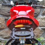 Monster 1200 R Fender Eliminator Kit