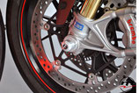 FRONT AXLE SLIDERS CORSA PANIGALE L2 V4