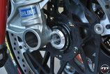 WHEEL AXLE SPACERS CORSA R6 / R1