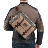 ARTONVEL MILITARY SOULDER BAG