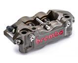 Brembo P4 108mm ラジアルキャリパー