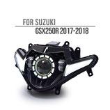 GSX250R 17- Headlight Round V2