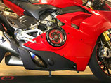 PANIGALE V4 CARBON BELLY PAN