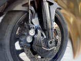 YZF-R1 15-20 CARBON FORK GUARD WITH INTAKE