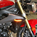 Street Triple 13- Front Turn Signals