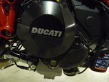 DUCATI CARBON OIL CASE COVER