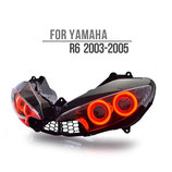 YZF-R6 03-05/R6S 06-09 Headlight
