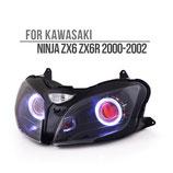 ZX6R 00-02 Headlight