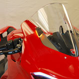 Panigale V4 Mirror Block Off Turn Signals
