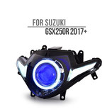 GSX250R 17-18 Headlight Round
