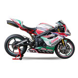 Daytona 675R 11-12 Racing Castrol
